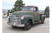 Chevy 3100 5 Window Pickup