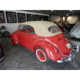 Volkswagen 65 convertible